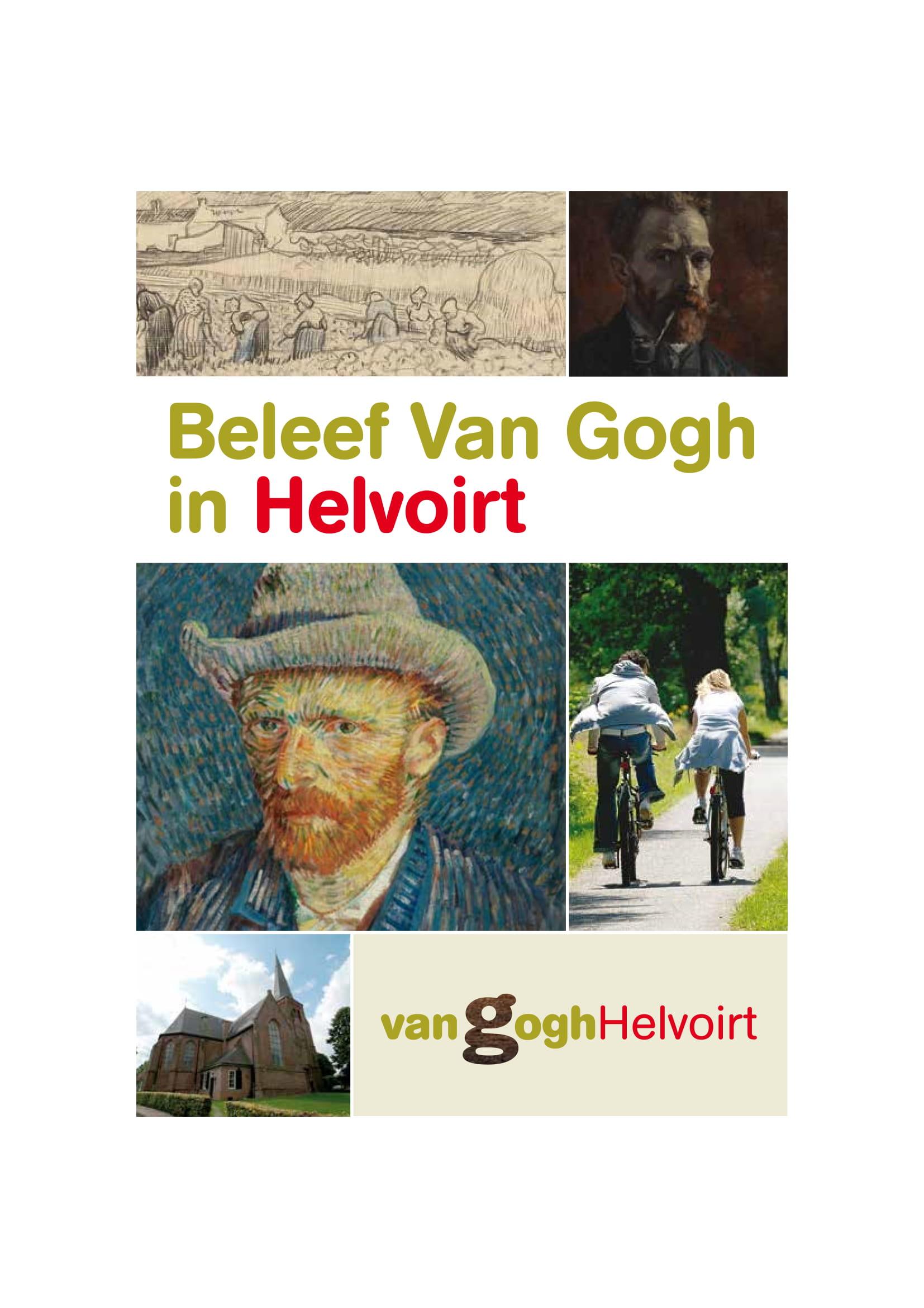 Brochure Van Gogh Helvoirt