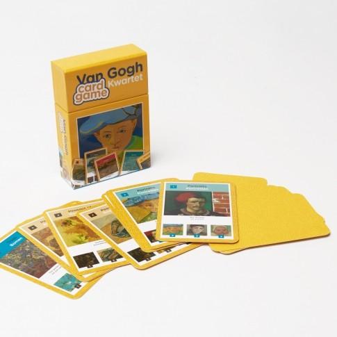 Van Gogh kwartetspel Helvoirt